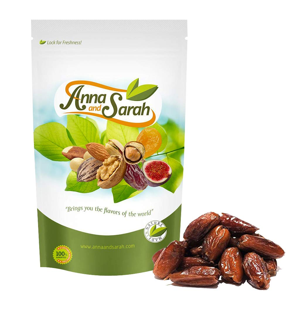 Anna and Sarah Pitted California Dates in Resealable Bag, 1 Lb by Anna and Sarah (Image #2)