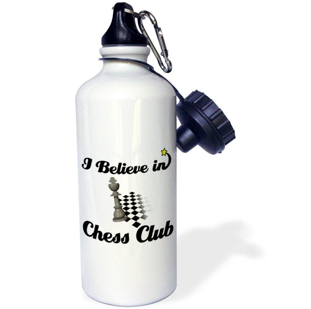 最安 3dRose 21オンス Chess wb 3dRose_105014_1