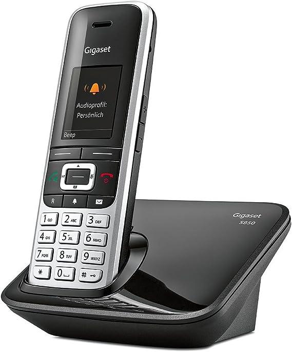 Gigaset S850 - Teléfono fijo inalámbrico [Versión Importada]: Amazon.es: Electrónica