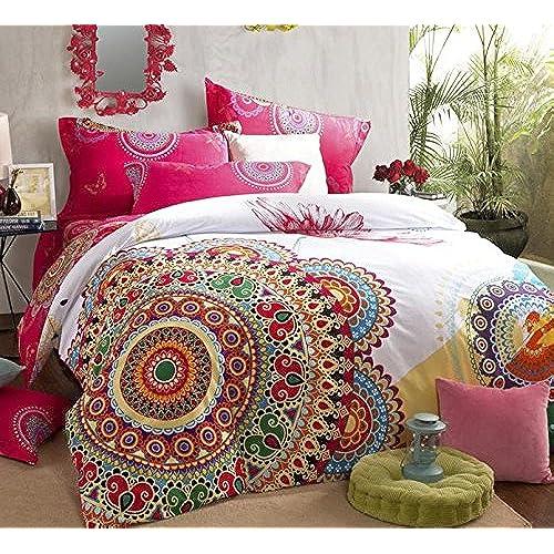 Charmant Bright Colored Bedding
