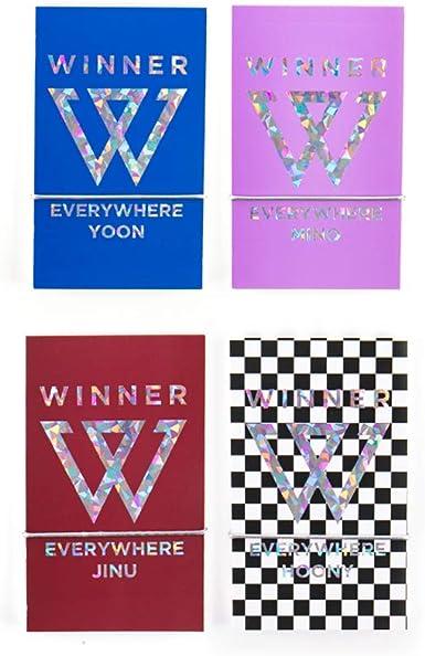 YG Entertainment niñas Idol mercancías Ventilador productos YG Seleccione [TODAS PARTES] GANADOR mini portátil Hoony Gratis: Amazon.es: Ropa y accesorios