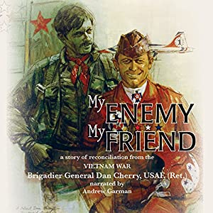 My Enemy, My Friend Audiobook
