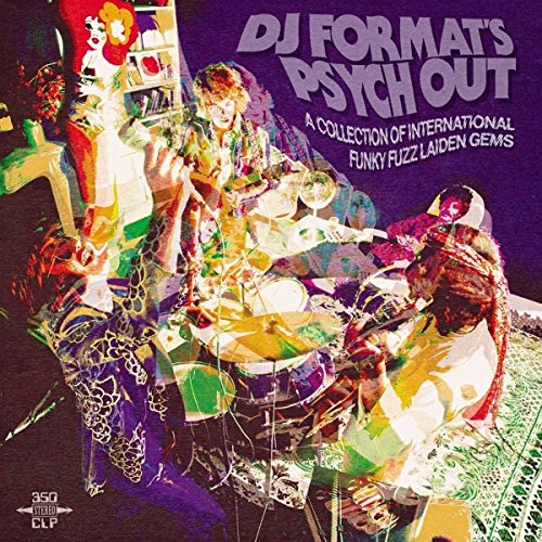 Price comparison product image DJ Format's Psych Out