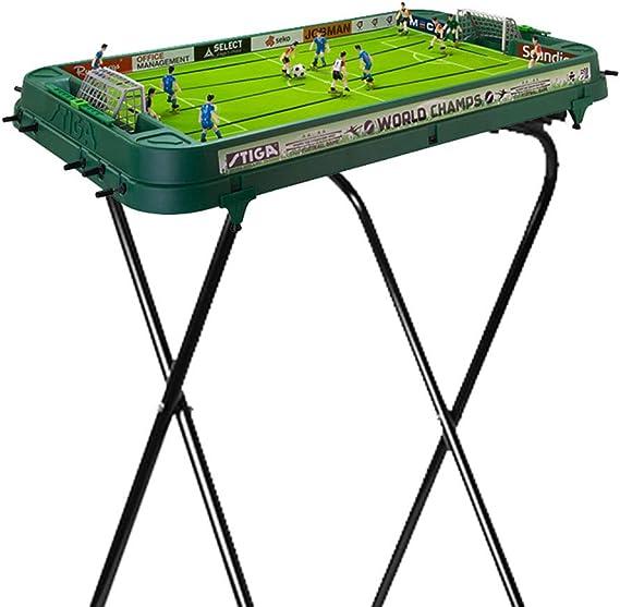 Máquina de futbolín Mesa de tenis para niños Juguete de tenis para ...