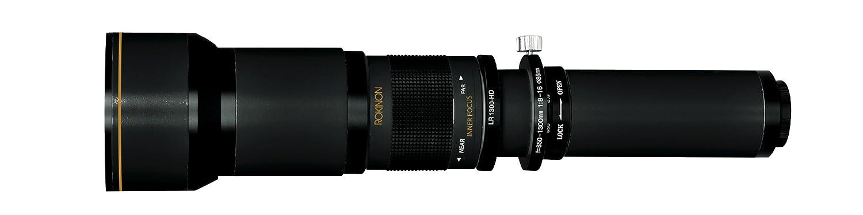Rokinon 650z-b 650 – 1300 mmスーパー望遠ズームレンズ(ブラック)   B0044DEEPQ
