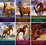 Marguerite Henry Horse Books Set of 6 Volumes Including Misty of Chincoteague, Sea Star, Orphan of Chincoteague, Stormy, Misty's Foal, Misty's Twilight, Justin Morgan Had a Horse, and King of the Wind, the Story of the Godolphin Arabian