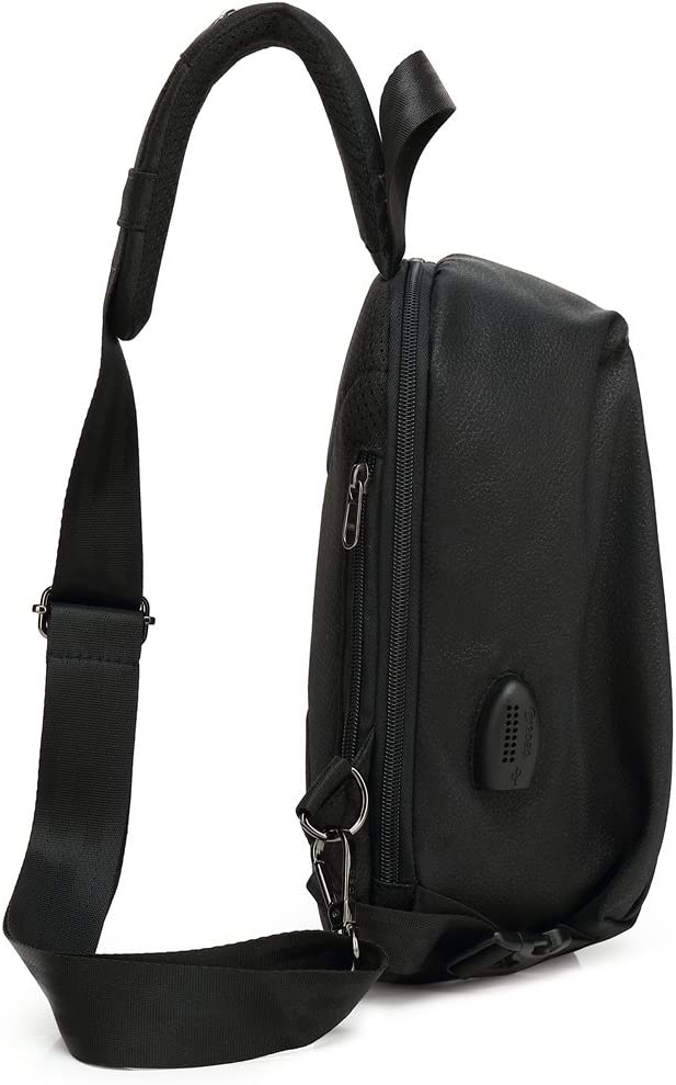 Vintage Canvas Bag For School And Work,C Mens Shoulder Bag FHGJ Messenger Bags