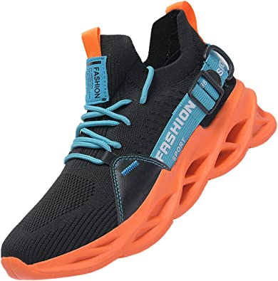 Aardimi - Zapatillas de deporte para hombre, transpirables, antideslizantes, para gimnasio, fitness o correr por la calle: Amazon.es: Zapatos y complementos