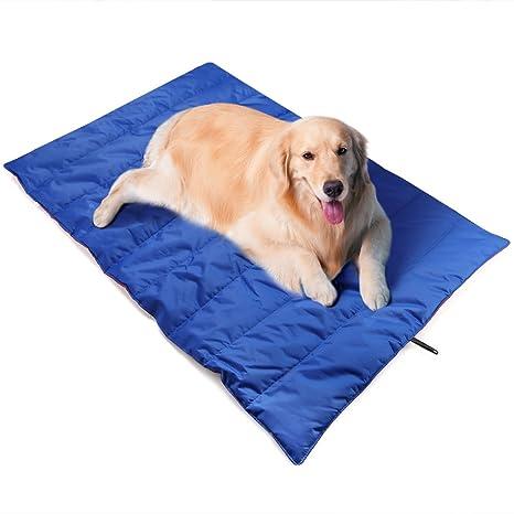 Pidsen - Alfombrilla de cama para mascotas (impermeable)