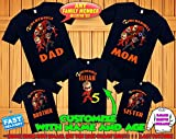 Incredibles 2 birthday shirt, Incredibles 2 birthday, incredibles 2 theme party shirts, Incredibles 2 family shirts, Incredibles 2 boy