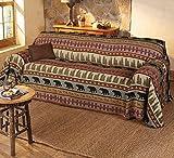 Black Forest Decor Montana Bear Sofa Cover - Wilderness Furniture