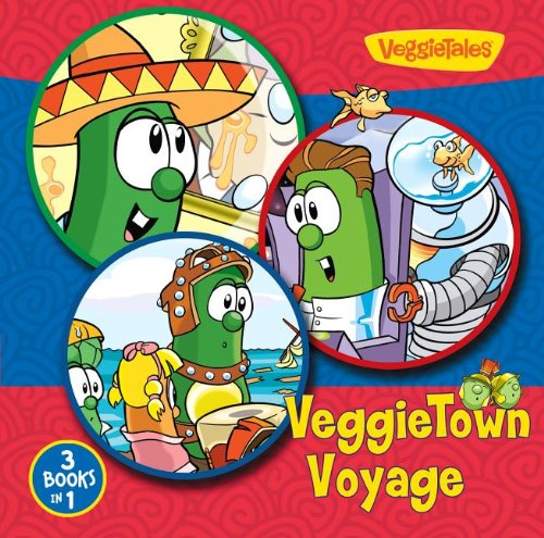 Veggietown Voyage (Big Idea Books / VeggieTales)