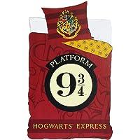 Juego de cama Harry Potter – Funda de edredón 140 x 200 cm funda de almohada…