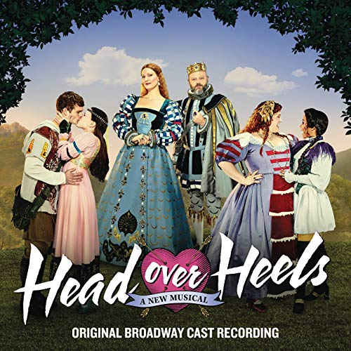 Head Over Heels (Original Broadway Cast Recording) ()