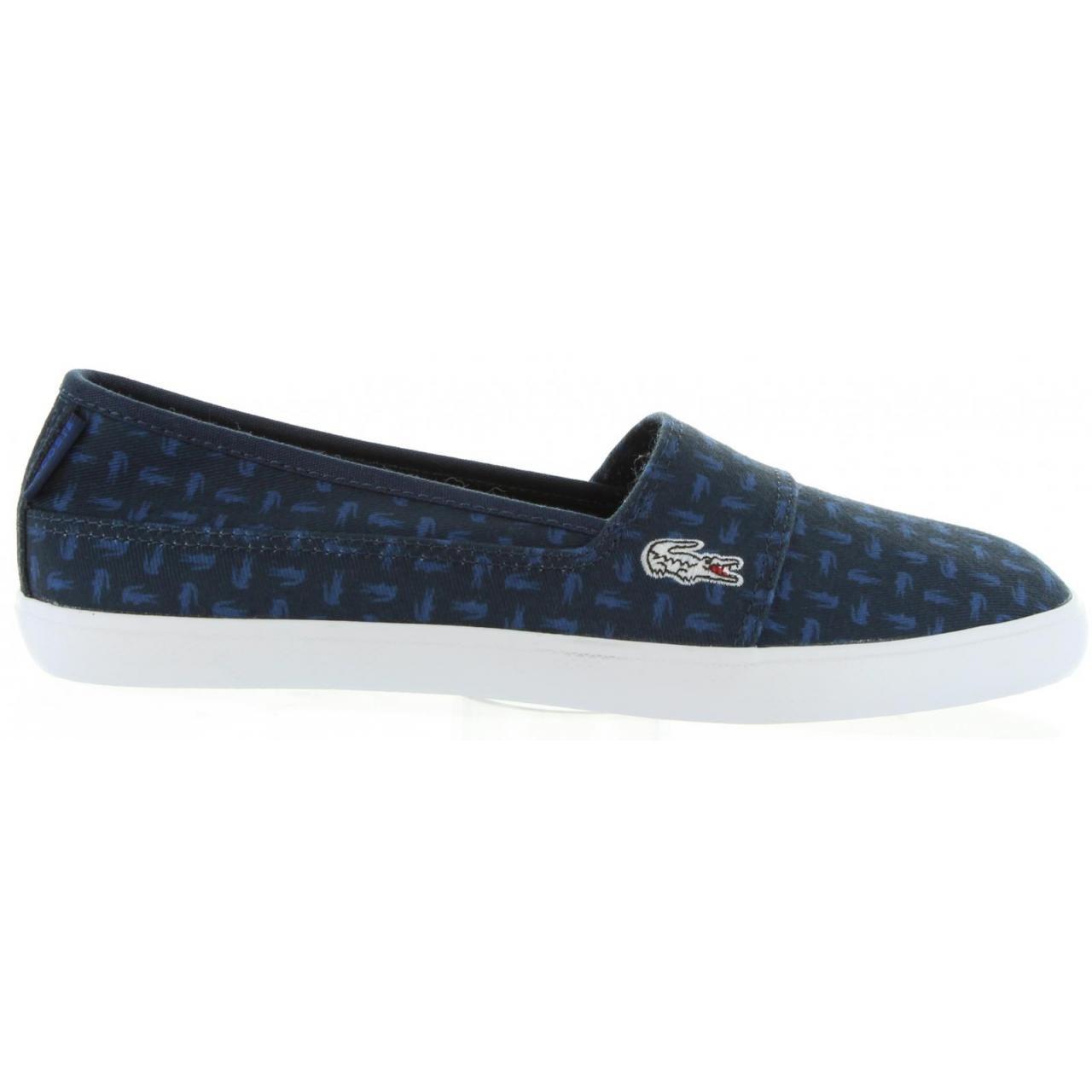 Zapatos de Mujer LACOSTE 31SPW0021 MARICE 003 NAVY Talla 36: Amazon.es: Zapatos y complementos