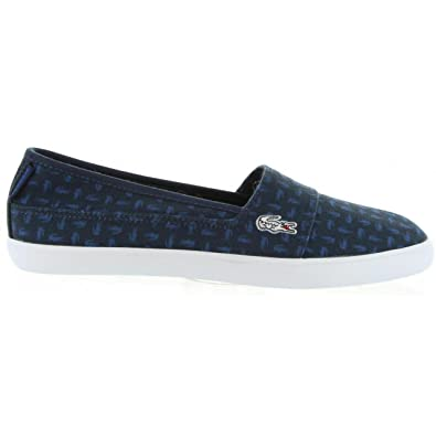 31spw0021 003 Chaussures 36 Navy Marice Femme Taille Lacoste Pour qqgtA