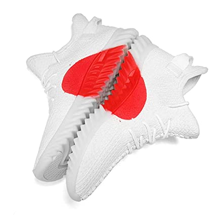 5256476803d Amazon.com  Kamma Unisex Love Heart Shoes Running Shoes Fashion ...