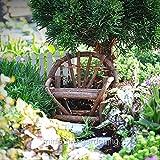 Miniature Garden Vine Twig Bench