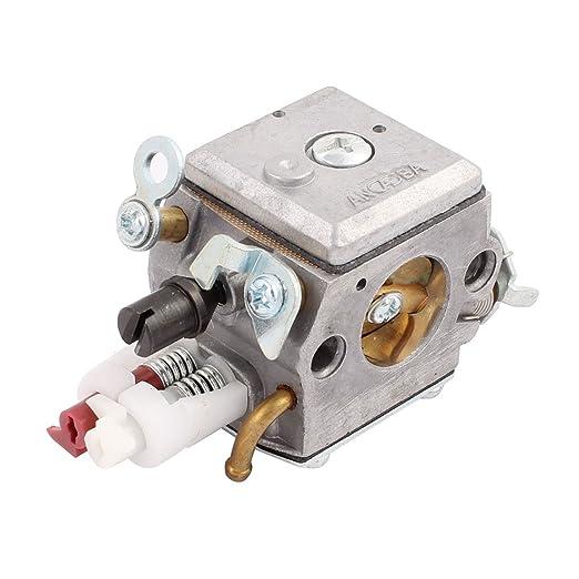 Sourcingmap - ® Nuevo carburador para Husqvarna Motosierra ...