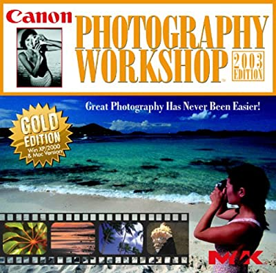 Cannon Photography Workshop Gold Edition (Jewel Case)