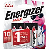 Energizer AA Batteries (4 Count)