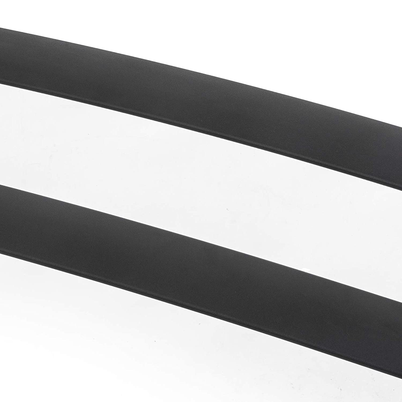 Mophorn Roof Rack Cross Bars Anti-Corrosion Roof Rack Crossbars Smooth Roof Rack for 2017 2018 Mazda CX-5 Aluminum