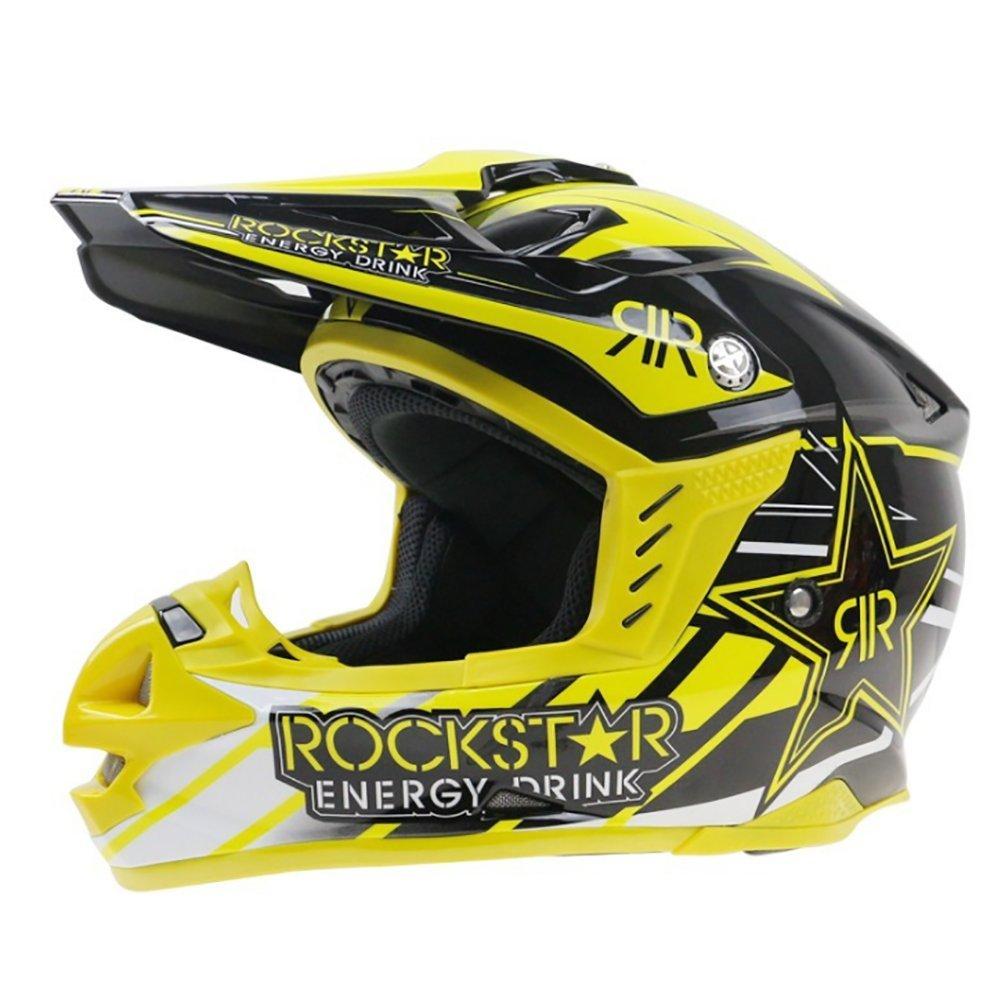 HECHEN Adult Off-Road Helm, Mountainbike, Strand Motorradhelm
