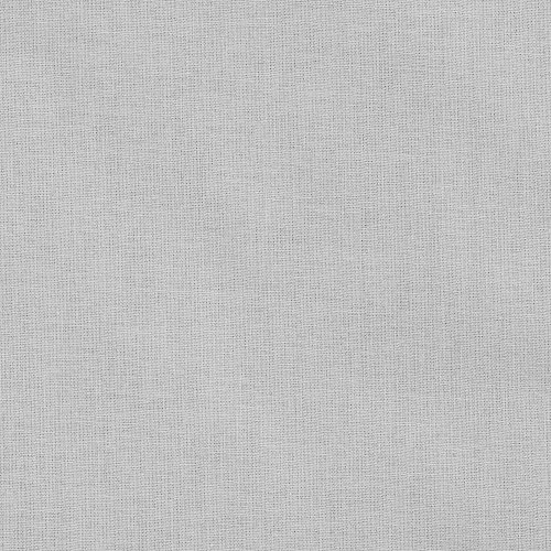 Clothworks American Made Brand Solid Light Gray Fabric By The (Clothworks Cotton)