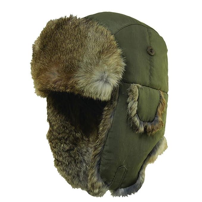 3a8ae632f84 Woolrich Men s Supplex Wool Aviator Hat  Amazon.ca  Jewelry