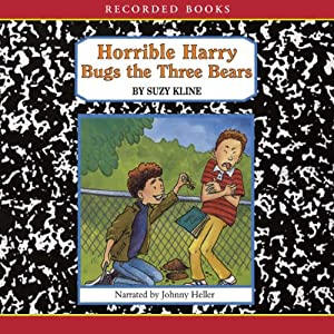 Horrible Harry Bugs the Three Bears Audiobook