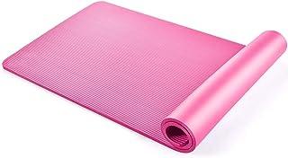 JSFZQ Estera De Yoga para Principiantes Párrafo Largo Engrosamiento Antideslizante Ensanchamiento Insípido Gimnasio Yoga Mat