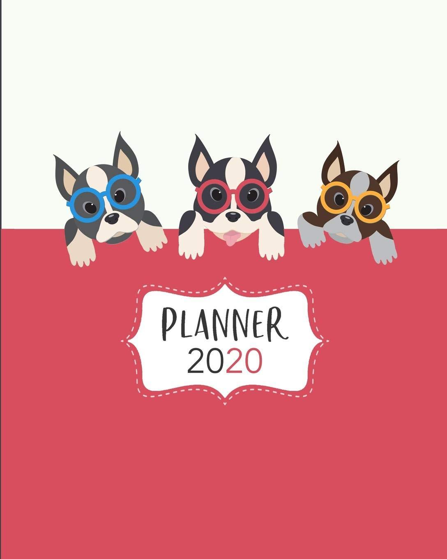 Planner 2020: Diario Agenda Settimanale Datato con ...