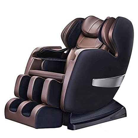 XJYA Sillon de masage Sillón reclinable S-Track Gravedad ...