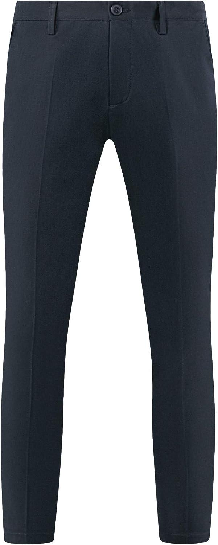 oodji Ultra Uomo Pantaloni Classici in Cotone