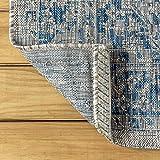 JONATHAN Y Rozetta Boho Medallion Textured Weave