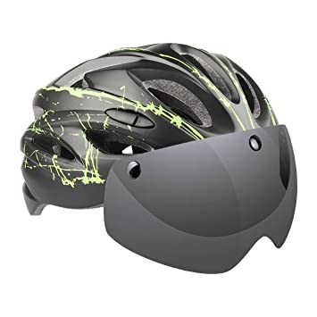 Ranger 5 Sports – Casco de Bicicleta Fitness, Flexible de Ajuste con dial Comodidad magnetisch