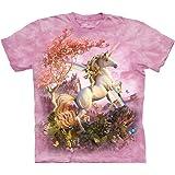 The Mountain Unisexe Enfant La Licorne Majestueuse T Shirt