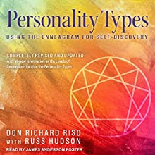 Personality Types: Using the Enneagram for Self-Discovery Audiobook by Don Richard Ruso, Russ Hudson Narrated by James Anderson Foster