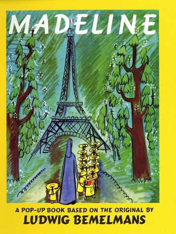 Madeline Pop Up Book Bemelmans Ludwig 9780670816675 Amazon Com Books