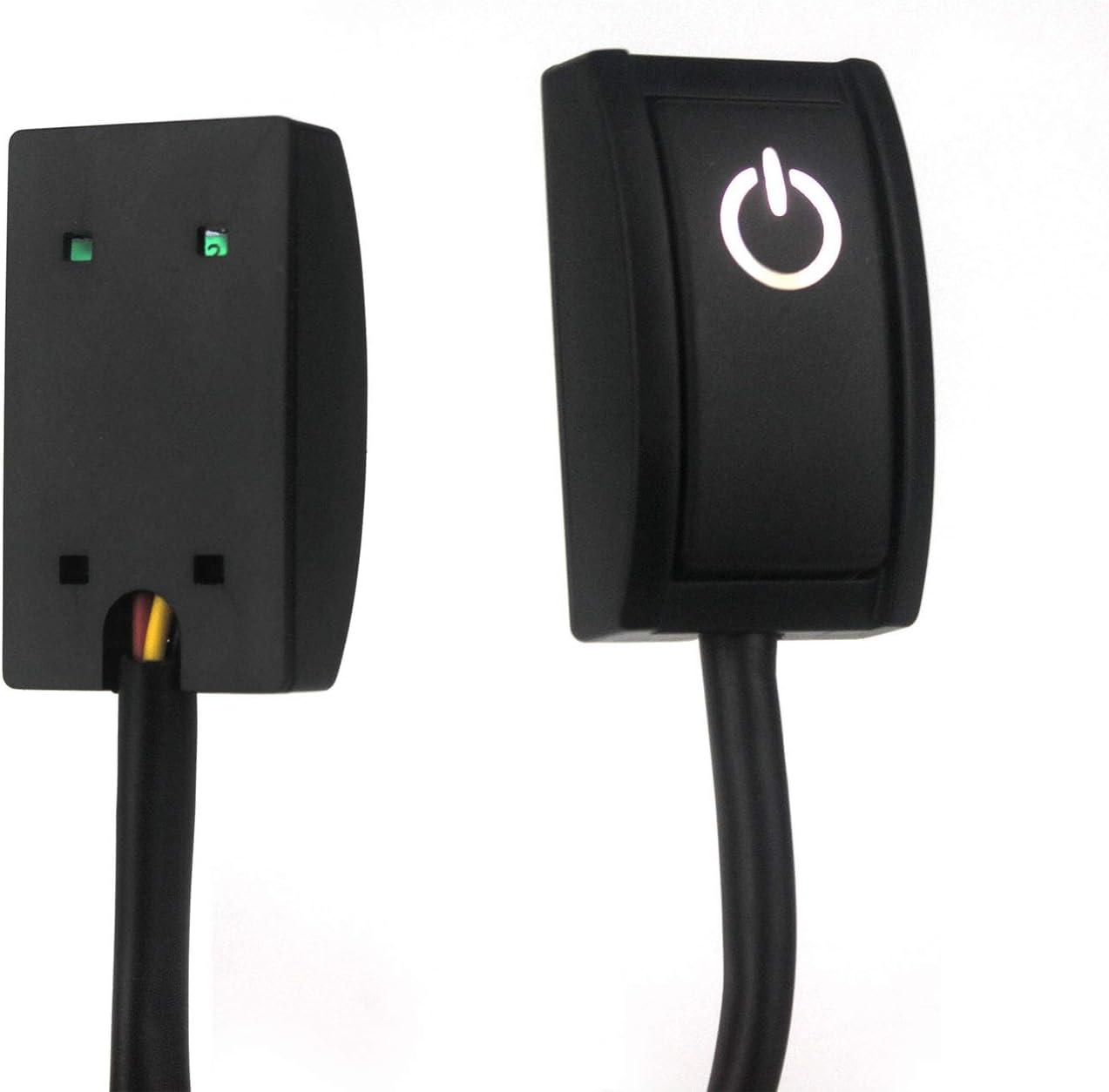 Ytian Dc 12v 200ma Mini Schalter On Elektronik