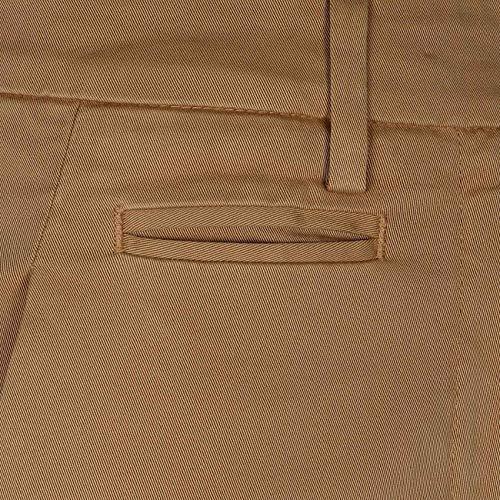 In Pantalone Cammello Caviglia Dondup Gabardine Alla Donna xgpPx4aW