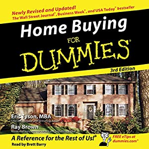 Home Buying for Dummies, Third Edition Audiobook