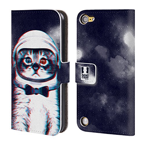 head-case-designs-space-strange-cats-leather-book-wallet-case-cover-for-ipod-touch-5th-gen-6th-gen
