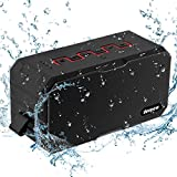 Deepow Bluetooth Speakers, 10W IP67 Waterproof Speaker with 3000mAh Battery Support TF Card and AUX
