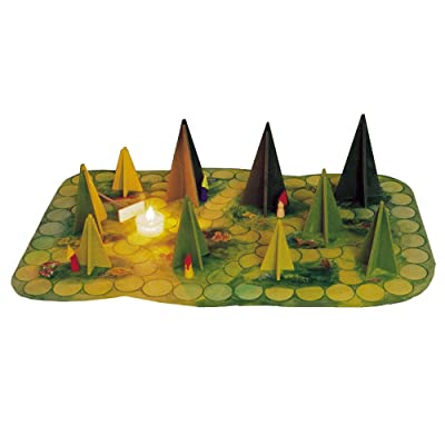 Kraul Deluxe Shadows in The Woods: Toys & Games