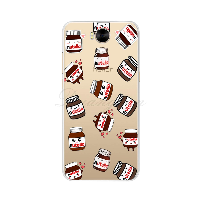 Amazon.com: Hangton Fashion - Carcasa para Huawei Y5 2017 ...