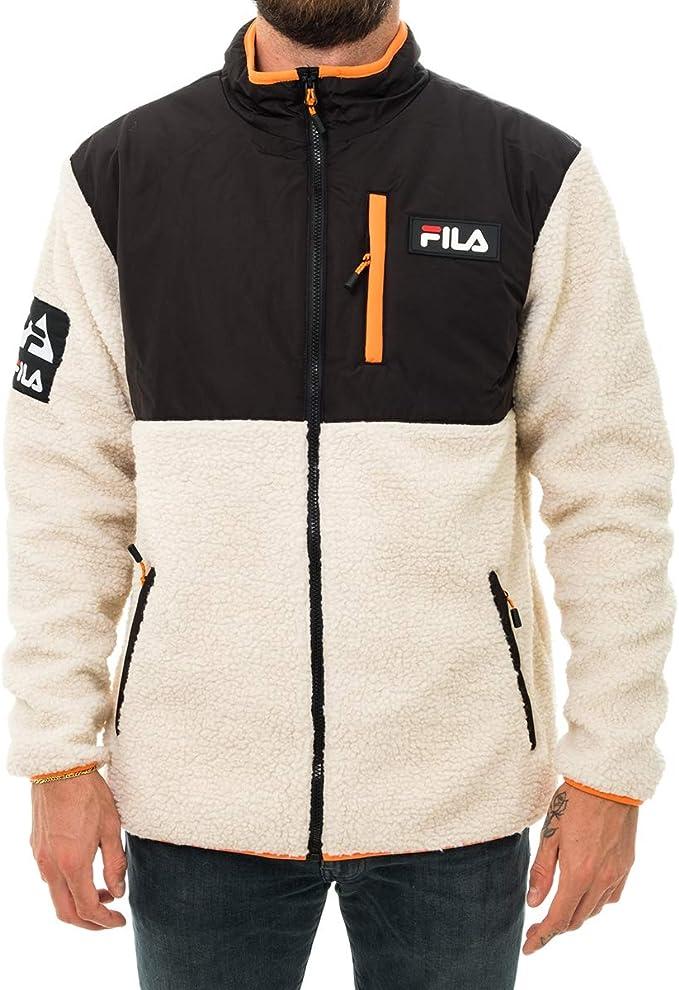 Fila Herren Fleecejacke Hadi Fleece Jacket