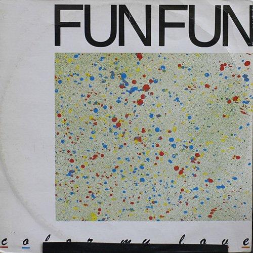 Color My Love(3 versions; 12 Inch Single Record/Vinyl)