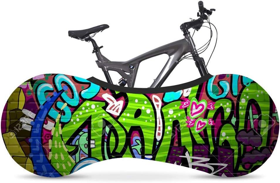 Anti Staub Fahrradschutzh/ülle Abdeckung Schutzausr/üstung Garage F/ür Mountainbikes Faltr/äder MTB Rennrad Kratzfest Fahrrad Schutzh/ülle Hohe Elastische Reifenpaket LuTuo Fahrradabdeckung