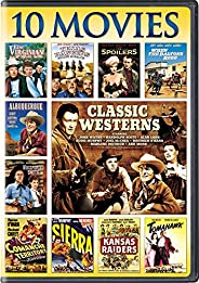 Classic Westerns, 10-Movie Collection: When Daltons Rode / The Virginian / Whispering Smith / The Spoilers / C